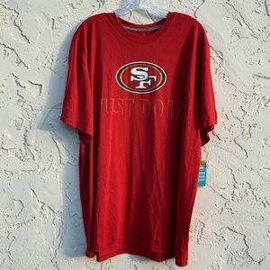 Nike Dri-Fit NFL Team Apparel T -Shirt Size XXL
